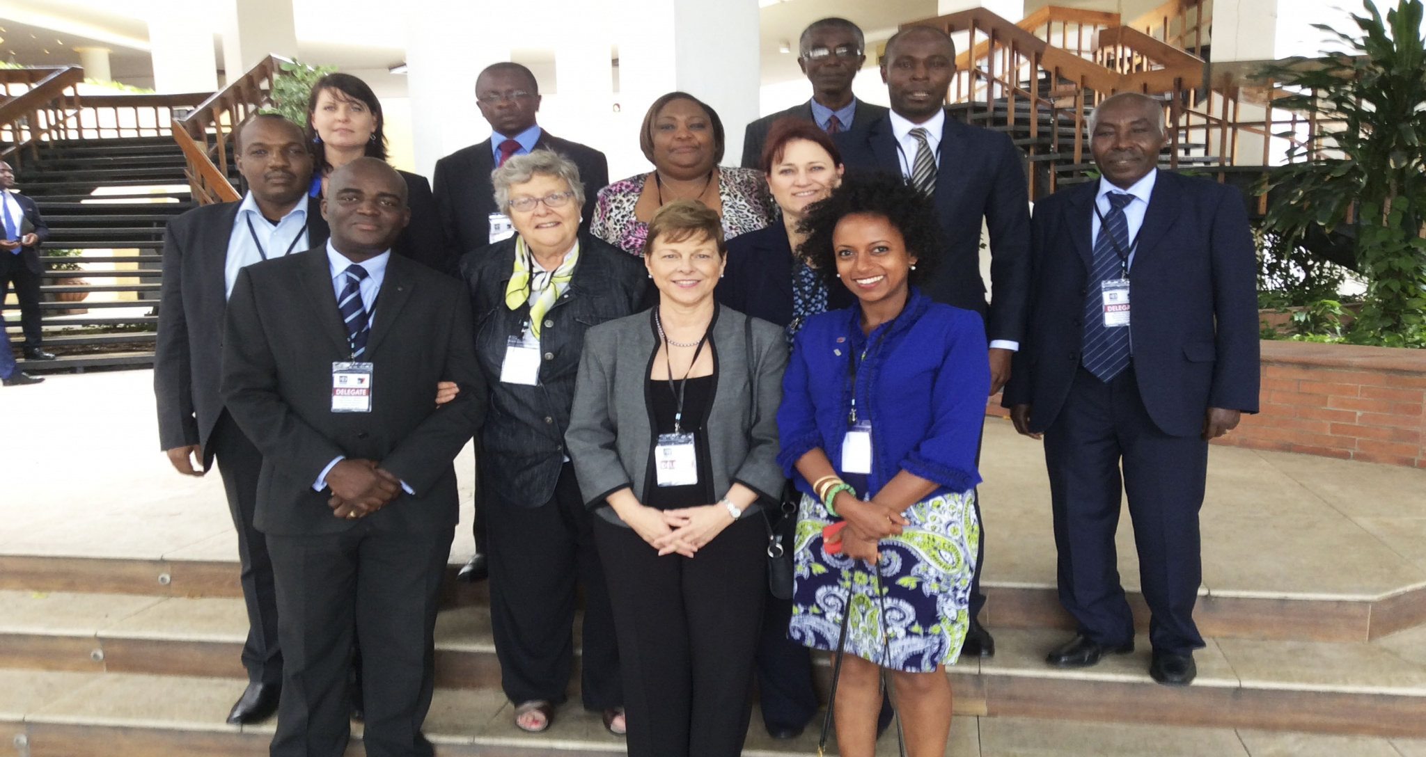 ACGN meeting at Nigeria Lagos, July 2015